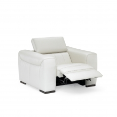 Natuzzi Editions Forza Electric Recliner Armchair