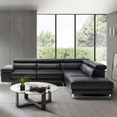 Natuzzi Editions Saggezza Corner Sofa