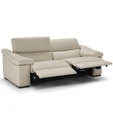 Natuzzi Editions Gioia Large Electric Recliner Sofa