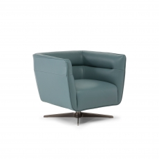 Natuzzi Editions Spiritosa Swivel Armchair
