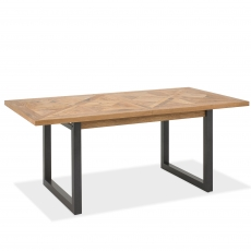 Cookes Collection Iris Large Extending Dining Table
