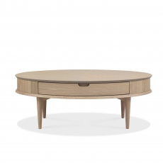 Cookes Collection Fino Scandi Oak Coffee Table
