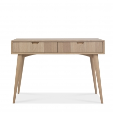 Cookes Collection Fino Scandi Oak Console Table