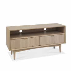 Cookes Collection Fino Scandi Oak Entertainment Unit