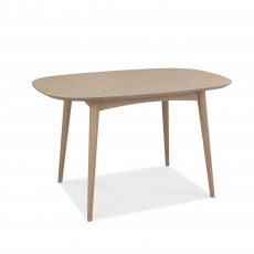 Cookes Collection Fino Scandi Oak Small Dining Table