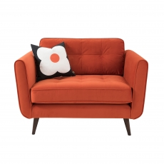 Orla Kiely Ivy Snuggler Chair