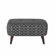 Orla Kiely Donegal Small Footstool