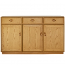 Ercol Windsor 3 Door Sideboard