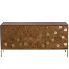 Mario Wide Sideboard