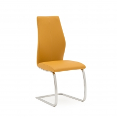 Umbria Dining Chair Pumpkin