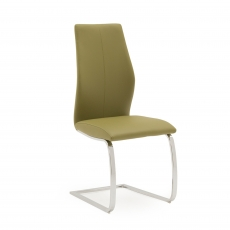 Umbria Dining Chair Olive