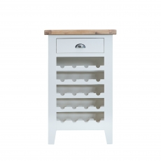 Cookes Collection Thames White Wine Cabinet