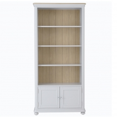 Cookes Collection Madeira Large Bookcase