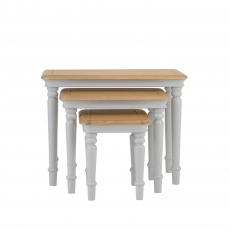 Cookes Collection Madeira Nest of Tables