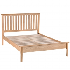 Cookes Collection Blackburn Slatted Bedstead Double