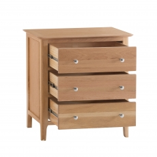 Cookes Collection Blackburn 3 Drawer Chest
