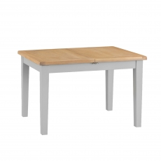 Thames Medium Butterfly Extending Dining Table