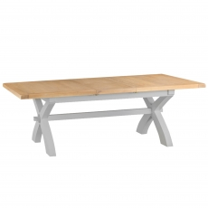 Thames Cross Extending Dining Table