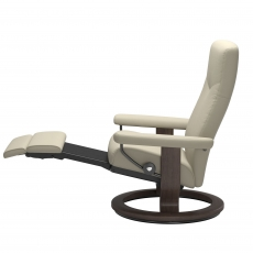 Stressless Dover Large Classic Chair with Electric LegComfort