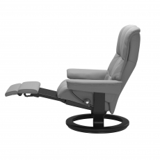 Stressless Mayfair Medium Classic Chair with Electric LegComfort
