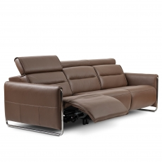 Stressless Emily 3 Seater Power Recliner Sofa