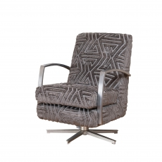 Cookes Collection Hallie Swivel Chair