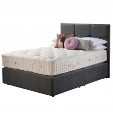 Hypnos Wool Origins 10 Platform Top Divan Base and Mattress