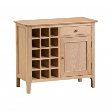 Cookes Collection Blackburn Wine Cabinet