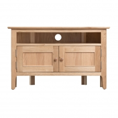 Cookes Collection Blackburn Corner TV Cabinet
