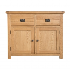 Cookes Collection Colchester 2 Door 2 Drawer Sideboard