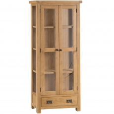Cookes Collection Colchester Display Cabinet