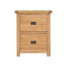 Cookes Collection Colchester Filing Cabinet