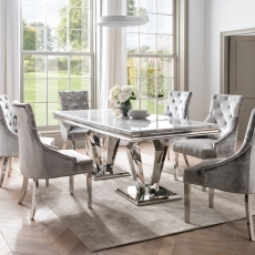 Cookes Collection Abigail Dining Table