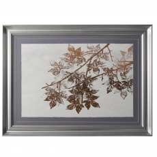 Maple Branches II Framed Print