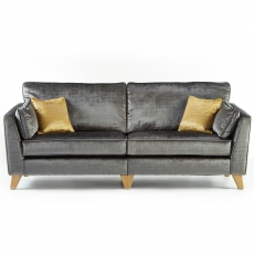 Cookes Collection Skyline 4 Seater Sofa