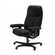 Stressless Medium Consul Office Chair Special Edition