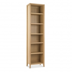 Cookes Collection Romy Narrow Bookcase
