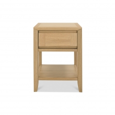 Cookes Collection Romy Lamp Table with Drawer