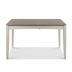 Cookes Collection Romy Soft Grey Medium Extending Dining Table