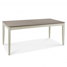 Cookes Collection Romy Soft Grey Large Extending Dining Table