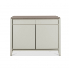 Cookes Collection Romy Soft Grey Narrow Sideboard