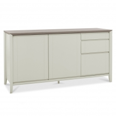 Cookes Collection Romy Soft Grey Wide Sideboard