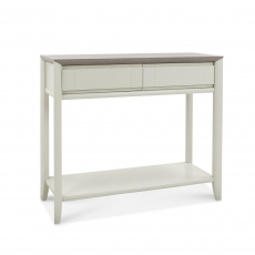 Cookes Collection Romy Soft Grey Console Table