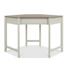 Cookes Collection Romy Soft Grey Corner Desk