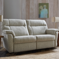 Cookes Collection Lepus 3 Seater Recliner Sofa