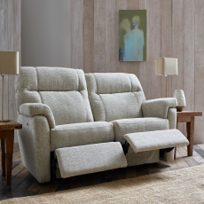 Cookes Collection Lepus 2 Seater Recliner Sofa