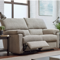 Cookes Collection Harrington 3 Seater Recliner Sofa