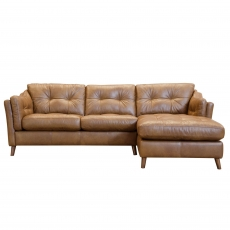 Alexander and James Saddler RHF Chaise Sofa