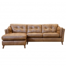 Alexander and James Saddler LHF Chaise Sofa