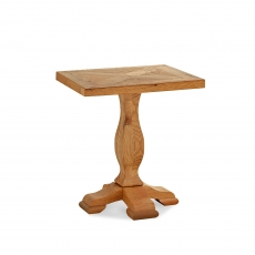 Cookes Collection Nantes Oak Lamp Table